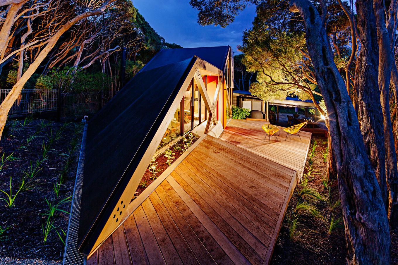 Загородный дом для отдыха в Австралии