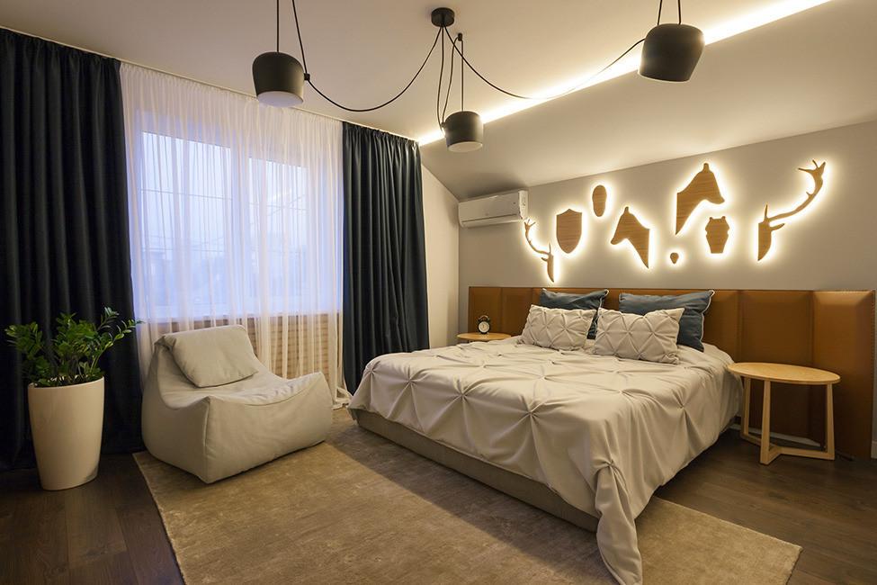 Интерьер частного дома от SVOYA studio