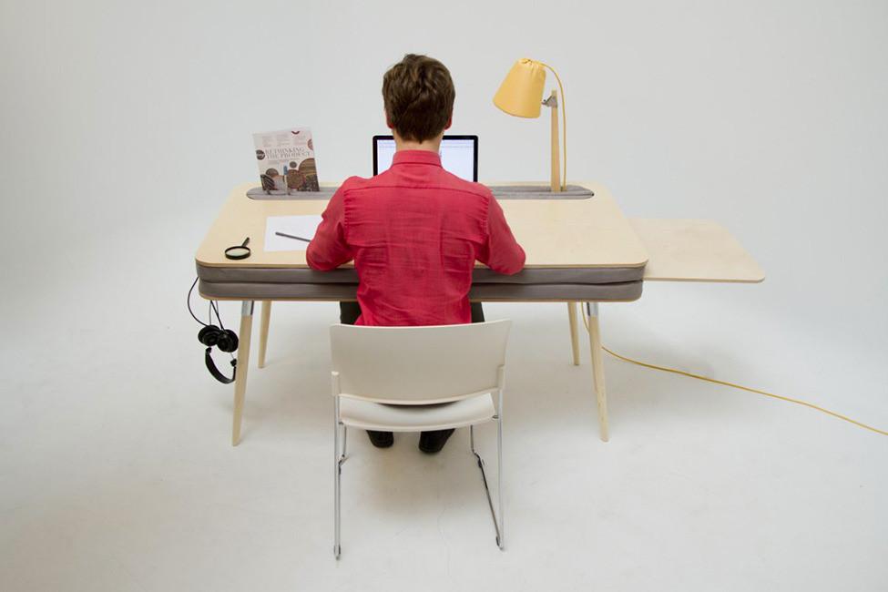 Рабочее место Oxymoron от дизайнера Анны Лотовой