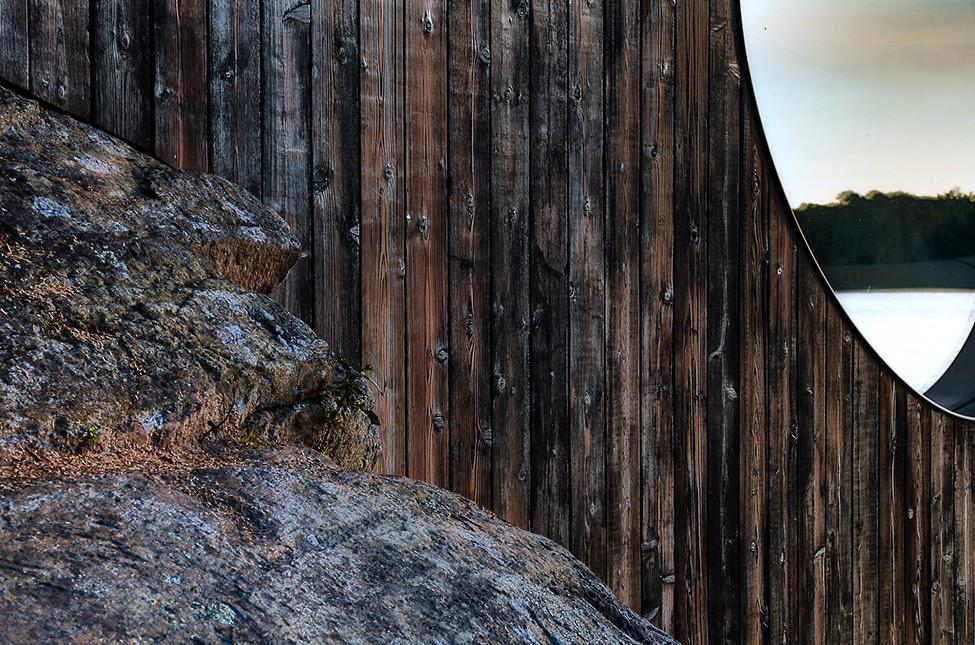 Сауна Grotto на берегу озера Гурон