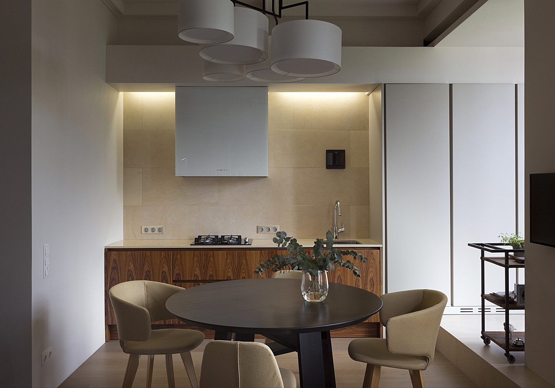 Квартира площадью 50 кв. метров Киеве