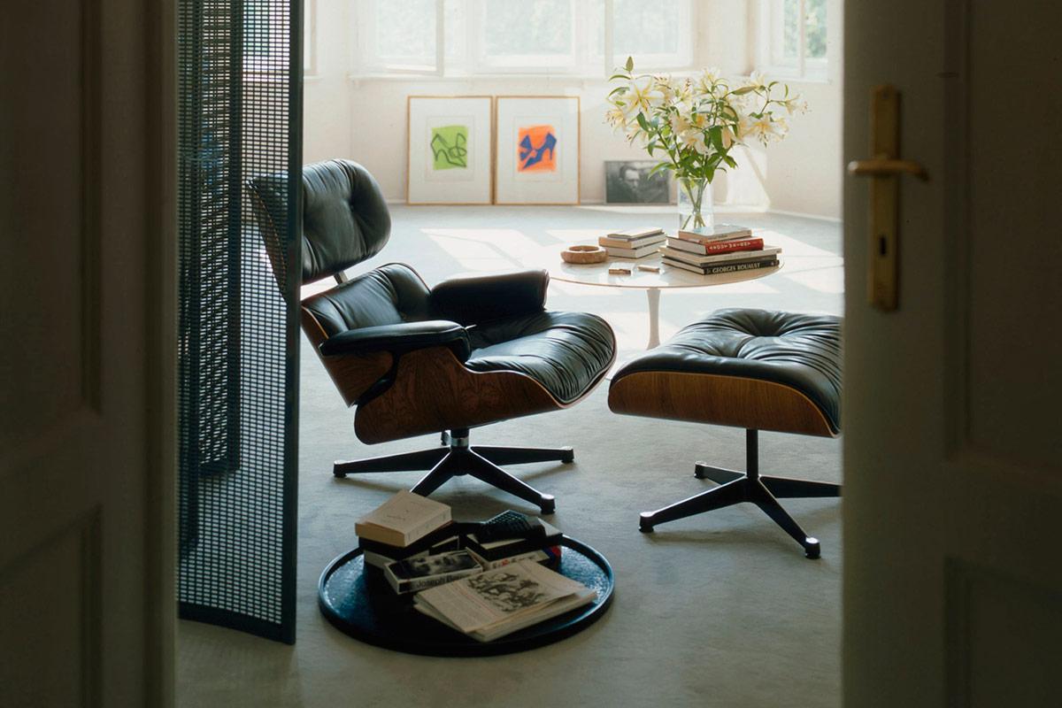 Обновлённое кресло Lounge Chair от Vitra