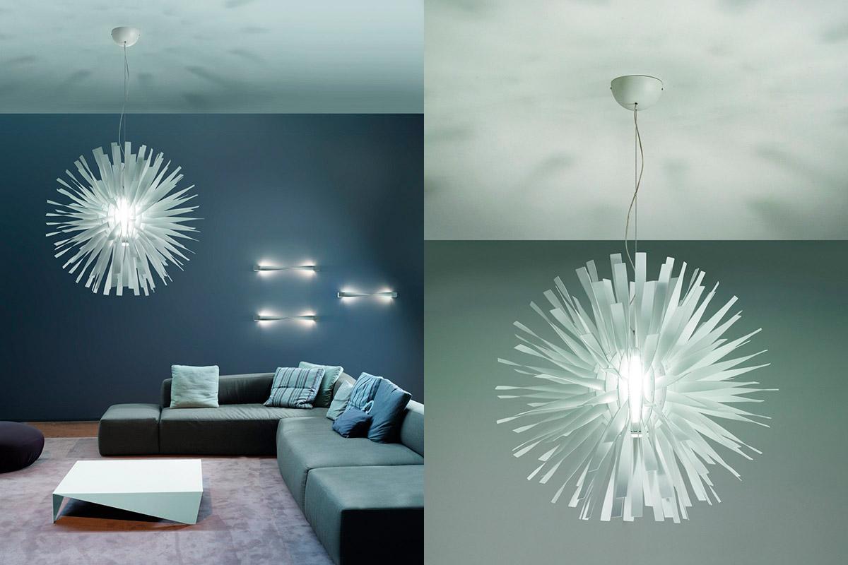 Люстра и светильники Alrisha от Brian Rasmussen для Axo Light