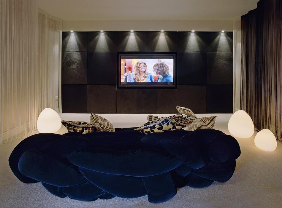 Дизайн роскошной современной квартиры Kensington Place от Casa Forma
