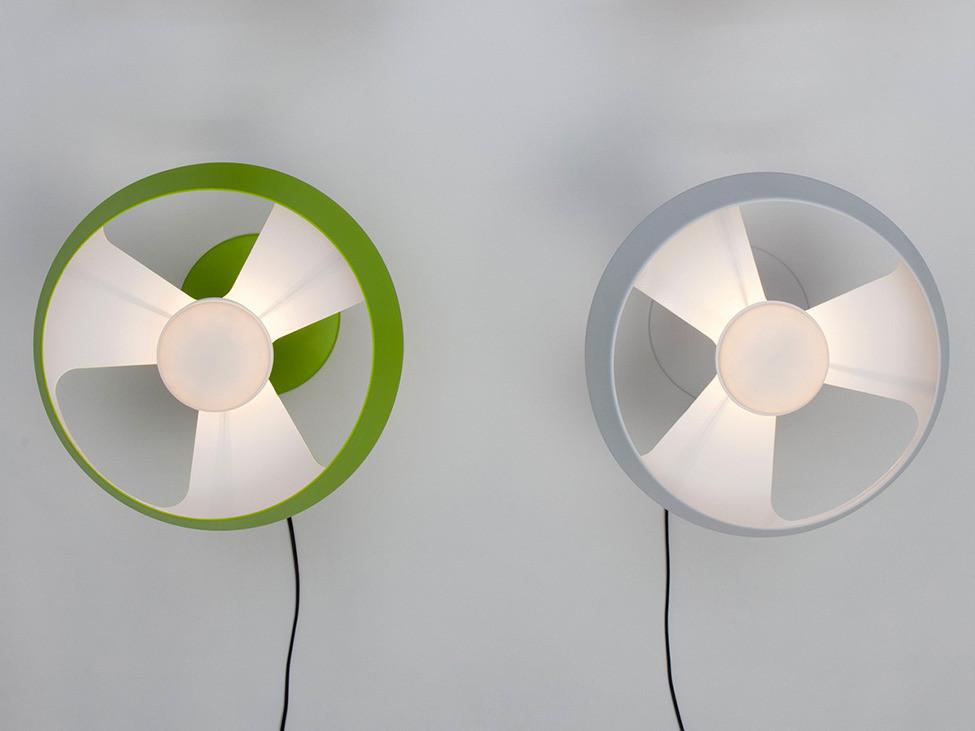 Элегантная лампа Aerodrome