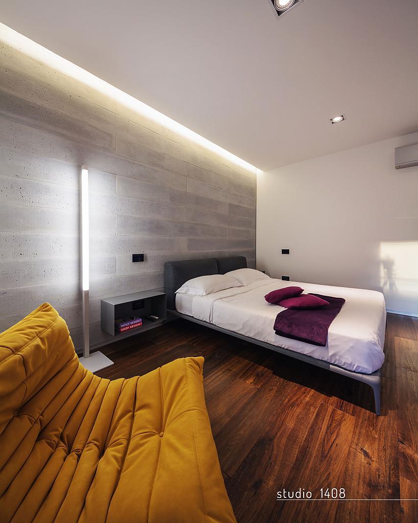 Современный дизайн интерьера квартиры V от студии 1408