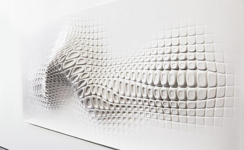 Инсталляция RealFlex от дизайнера Ora-Ito