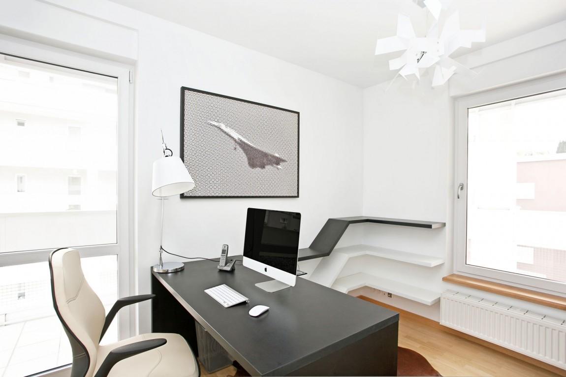 Современный дизайн интерьера квартиры Авиатор от студии mode:lina