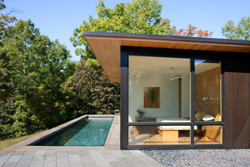 Современный загородный дом Piedmont от студии Carlton