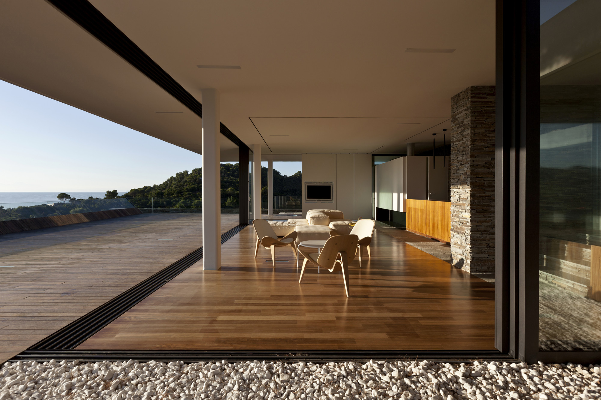 Современный частный дом Plane от K Studio
