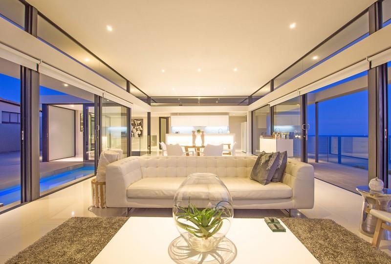 Дизайн частного дома Ven от StudioWJ