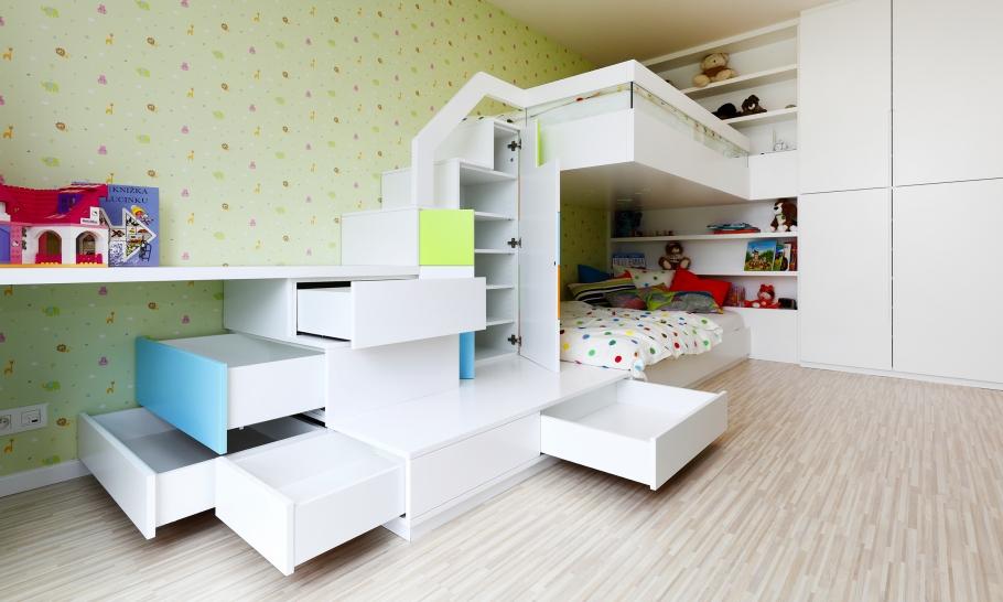 Современная квартира в Бойнице от студии Rules